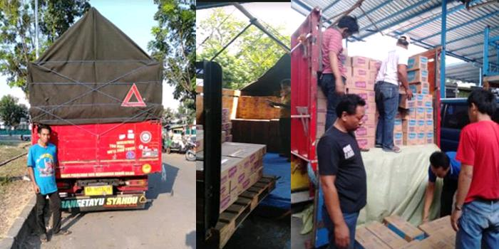 Pengiriman Sentul ke Surabaya1